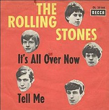 The Rolling Stones — It's All Over Now (studio acapella)
