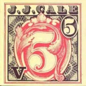 5 (J. J. Cale album) - Image: JJ Cale 5 album cover