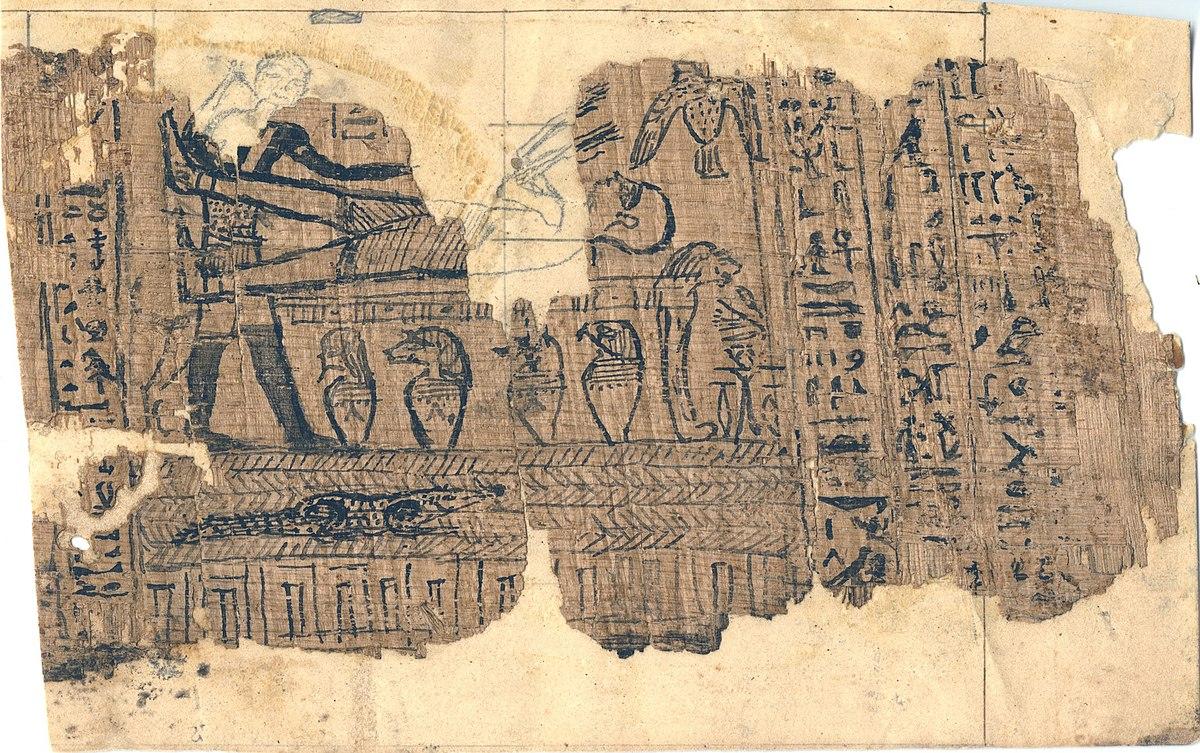 [Image: 1200px-JSP_Papyri_Fragment_I.jpg]