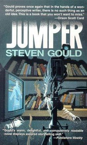 Jumper (novel) - 1992, First Edition — Hardcover