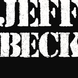 There & Back (Jeff Beck album) - Image: Jeff beck album cover