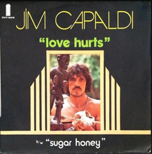 Love Hurts - Image: Jim Capaldi Love Hurts