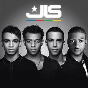 JLS (album) - Image: Jls album cover