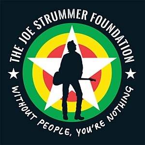 The Joe Strummer Foundation - Image: Joe strummer foundation logo
