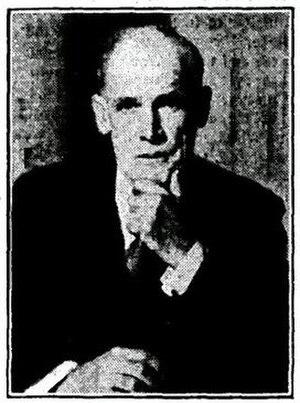 John Alexander Agnew - John A. Agnew