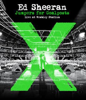 2015 video by Ed Sheeran