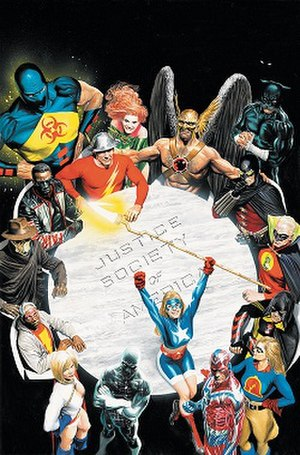 Justice Society of America - Image: Justice Society of America vol 3 1