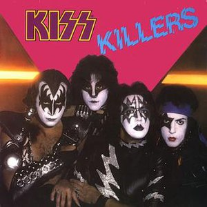 Killers (Kiss album) - Image: KISS Killers