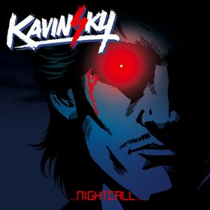 Nightcall (song) - Image: Kavinsky Nightcall 2010