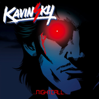 Kavinsky featuring Lovefoxxx - Nightcall (studio acapella)
