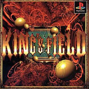 King's Field - Cover art