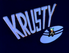 The Simpsons 422 Krusty Gets Kancelled