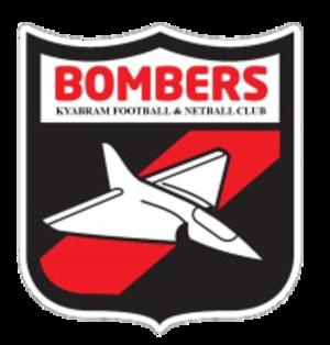 Kyabram Football Club - Image: Kyabram Football Club logo