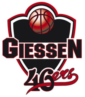 Gießen 46ers basketball club based in Gießen, Germany