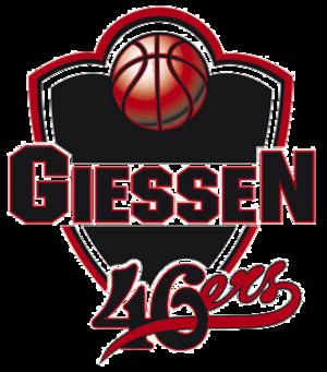 Gießen 46ers - Image: L Ti Gießen 46ers logo