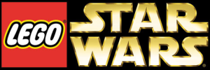 Lego Star Wars: The Resistance Rises - Image: Lego Star Wars logo with black background