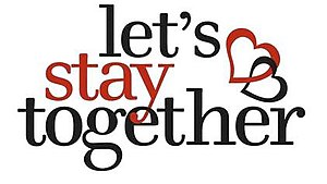 Let's Stay Together (TV series) - Image: Let's Stay Together Intertitle