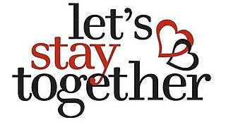 <i>Lets Stay Together</i> (TV series) television series