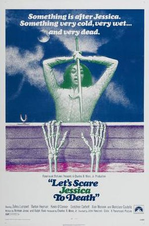 Let's Scare Jessica to Death - Theatrical release poster