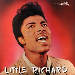 Little Richard (album) - Image: Little Richard 1958