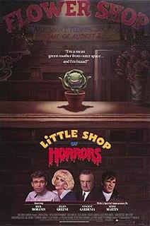 <i>Little Shop of Horrors</i> (film) 1986 film by Frank Oz