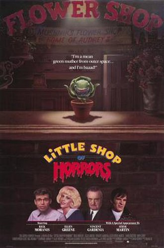 Little Shop of Horrors (film) - Image: Little shop of horrors