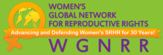 Womens Global Network for Reproductive Rights organization