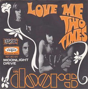 Love Me Two Times - Image: Love Me Three Times