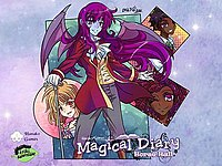 Picture of a game: Magical Diary