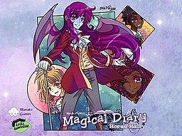 скачать игру magical diary