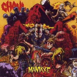 Maniaxe - Image: Maniaxe ghoul
