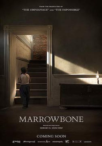 Picture of a movie: The Secret Of Marrowbone