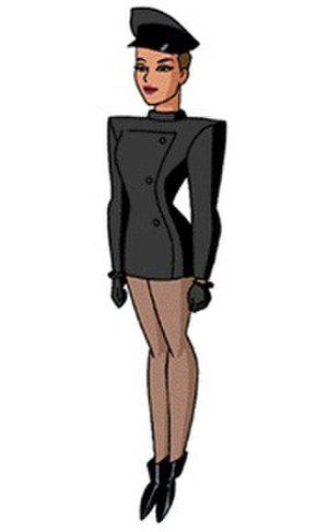 Mercy Graves - Mercy Graves from Superman: The Animated Series