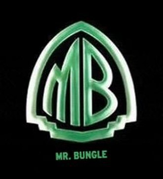 "Mr. Bungle - The ""MB"" Mr. Bungle logo, a parody of the famous ""WB"" logo used by their record label Warner Bros."