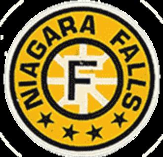 Niagara Falls Flyers - Image: NF Flyers 1