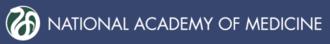 National Academy of Medicine - Image: National Academy of Medicine logo
