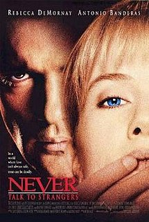 Never Talk to Strangers (1995) - IMDb