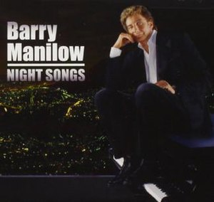 Night Songs (Barry Manilow album) - Image: Night Songs, Barry Manilow
