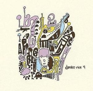 9 (Damien Rice album) - Image: Ninealbumcover