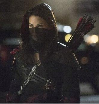 Nyssa Raatko - Katrina Law as Nyssa al Ghul in Arrow.