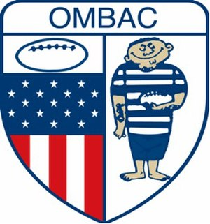 Old Mission Beach Athletic Club RFC - Image: OMBA Crugby