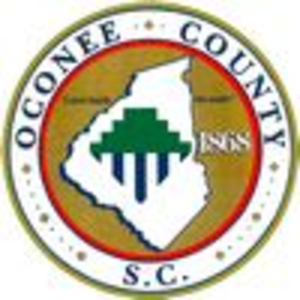 Oconee County, South Carolina - Image: Oconee County sc seal