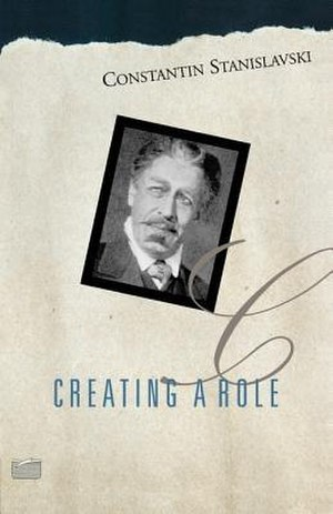 Creating a Role - Image: Original cover for Creating a Role