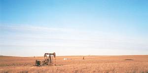 Osage Hills - Oil is still important to the Osage Hills economy.