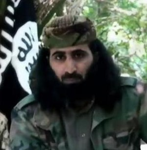Othman Ahmad Othman al-Ghamdi - Othman Ahmad Othman al-Ghamdi, from a video released by Al Qaeda in the Arabian Peninsula.