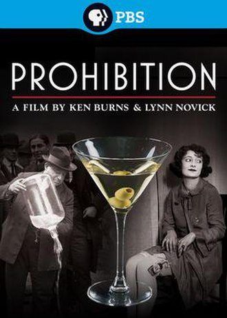 Prohibition (miniseries) - Image: PBS Prohibition Miniseries logo