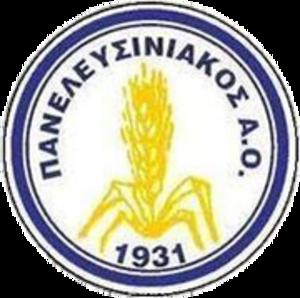 Panelefsiniakos F.C. - Logo of the team until 2015