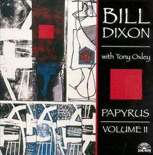 Papyrus Volume II - Image: Papyrus Volume II