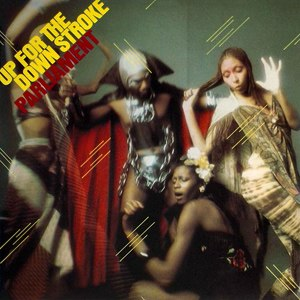 Up for the Down Stroke - Image: Parliament Up for the Down Stroke (album cover)