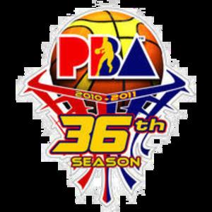 2010–11 PBA season - Image: Pba 2010 11 logo